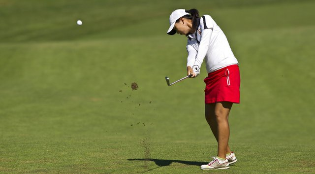Doris Chen claimed a 6-and-4 match-play victory over Lauren Diaz-Yi on Thursday at the Women's Amateur Public Links.