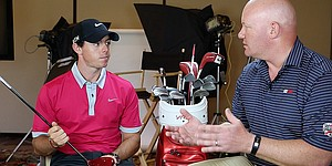 VIDEO: Rory McIlroy talks about his Nike driver