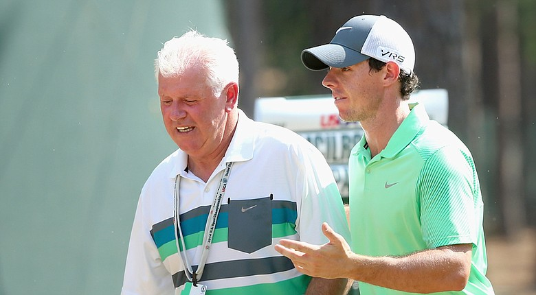 Rory McIlroy's father, Gerry, bet big on him years ago to win the British Open before age 26, which could pay off in 2014 at Royal Liverpool.
