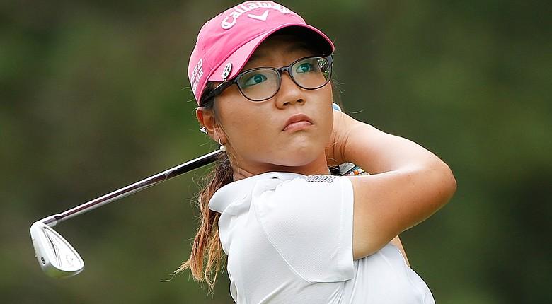 Lydia Ko shot a 6-under 65 on Sunday to win the LPGA's Marathon Classic.