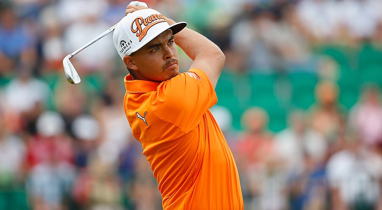 Rickie Fowler claimed his third top-five finish at a major championship in 2014 on Sunday at the British Open.