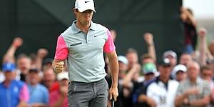 Tracker: McIlroy captures British Open at Hoylake