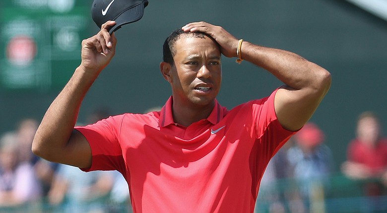 Tiger Woods is 214th in the current FedEx Cup standings.