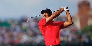 Hoylake reprise becomes antithesis for Tiger