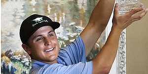 Johnson's closing 65 wins Florida Open