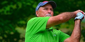 Pike wins the Carolinas Super Senior Championship