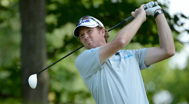 Tim Petrovic fired a 6-under 64 on Thursday at the RBC Canadian Open.
