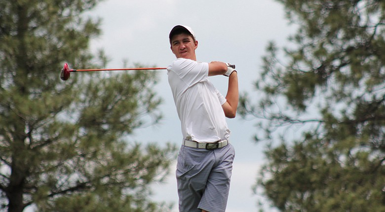 Corey Pereira won the 2014 Pacific Coast Amateur by eight shots.