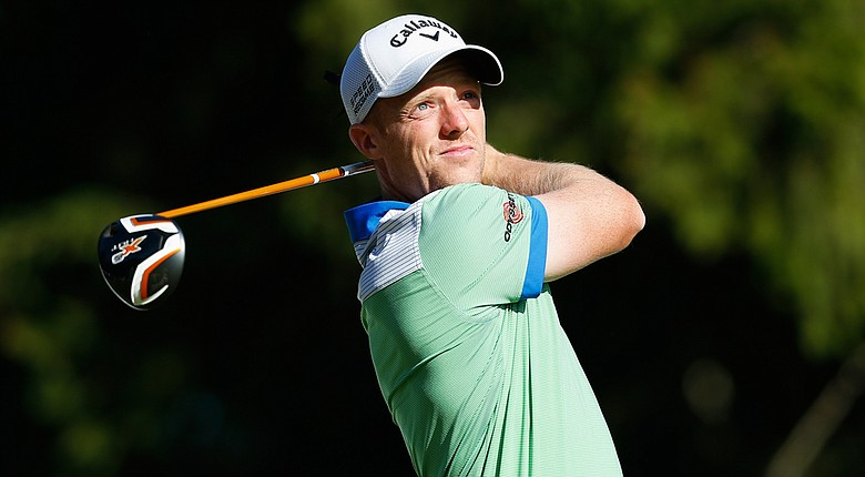 David Horsey holds a two-shot lead after 36 holes at the Russian Open.