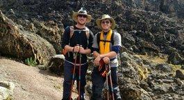 Club pros take ultimate trek: To top of Kilimanjaro