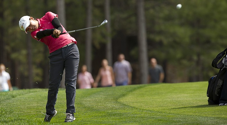 Princess Mary Superal won the U.S. Girls' Junior in 37 holes on Saturday.