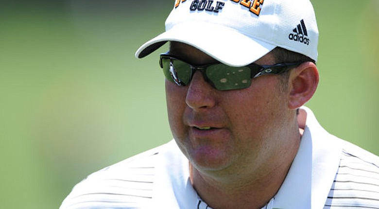 Casey VanDamme will coach the South Dakota State Jackrabbits men's and women's golf teams after five years as an assistant at Tennessee.