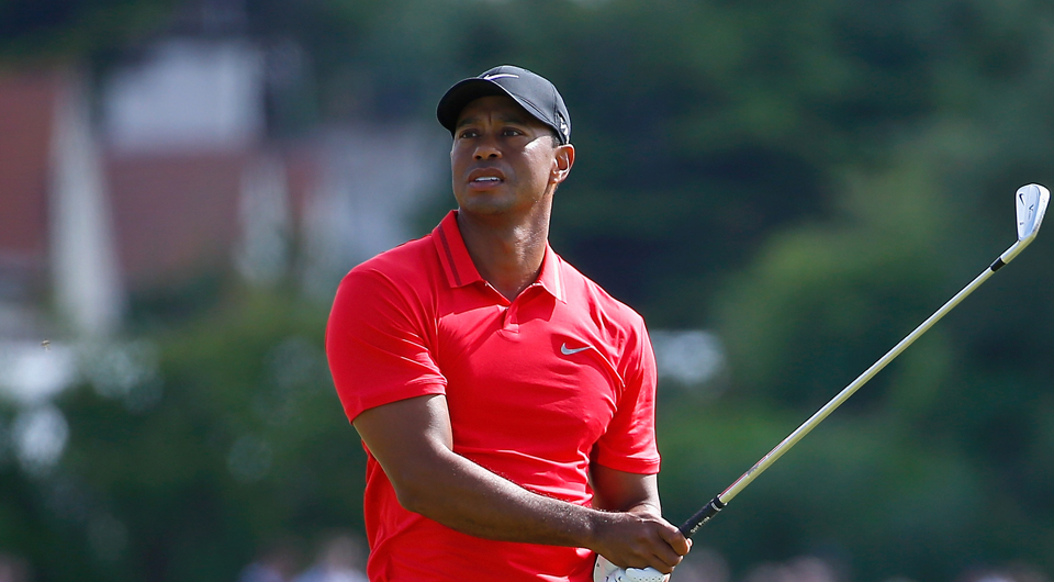 Tiger Woods' shorter swing is apparently a conscious choice after back surgery -- ?I can?t turn that far,? Woods said before the WGC Bridgestone Invitational -- and it means longer odds on a playoff window.