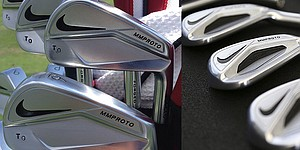 Dusek: Two different Nike MMProto irons on way?