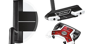 TaylorMade updates counterbalanced putters