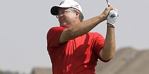 Perry takes one-shot lead at 3M Championship