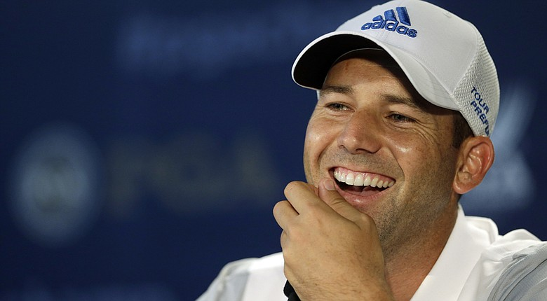 Sergio Garcia has 19 career top-10 finishes in major championships.