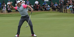 McIlroy ball from British Open goes for $52,000