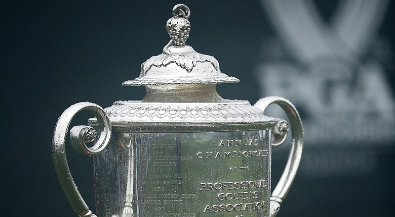 The PGA Championship winner takes home the Wanamaker Trophy.