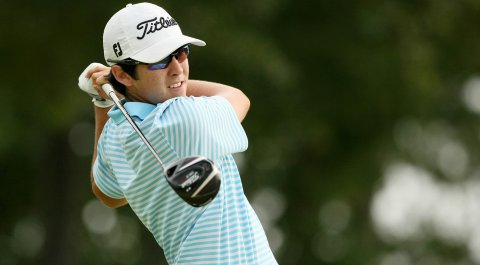 Jimmy Beck posted a 65 on Monday at the 2014 U.S. Amateur at the Atlanta Athletic Club.