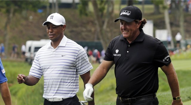 Tiger Woods' missed cut at the PGA Championship caused him to drop out of top 10 at OWGR for the first time since 2012.