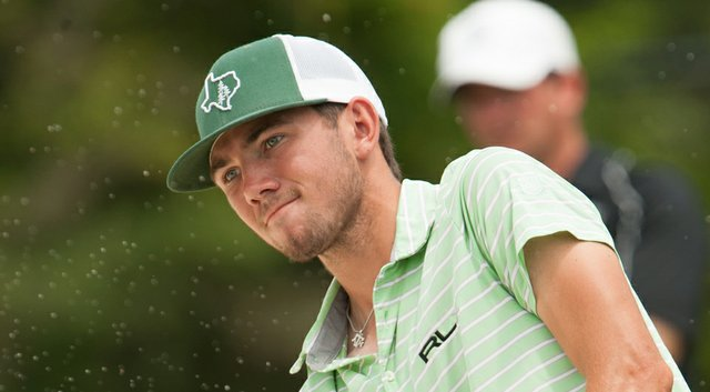 Chandler Phillips will play in this week's Under Armour/Jordan Spieth Championship at the University of Texas (shown here during last month's Junior PGA Championship in Bryan, Texas).