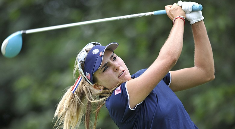 Lexi Thompson will have one of the spotlight tee times for the first two rounds of the Wegman's LPGA Championship on Thursday and Friday.