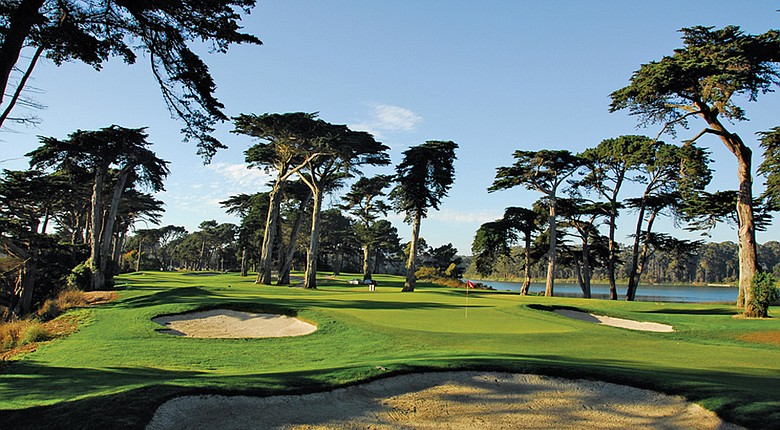 In the PGA Tour's 2014-15 schedule, TPC Harding Park will host the 2015 WGC-Match Play.