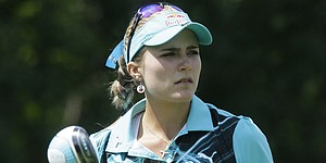 Tracker: Thompson shares Wegmans LPGA lead