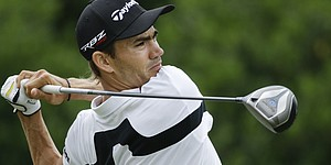 Winner's bag: Camilo Villegas at Wyndham