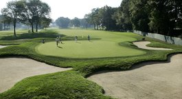 SCORES: The Barclays at Ridgewood CC
