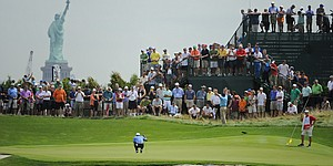 Sources: Liberty National to host '17 Presidents Cup