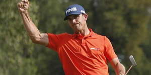 5 Things: Horschel takes BMW lead