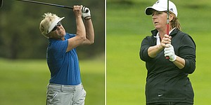 Higgins, Kyrinis to Senior Women's Am final