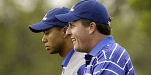 McCabe: We wanted �04 pairing of Woods, Mickelson