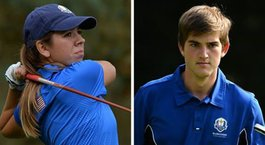 Team USA gains edge at Junior Ryder Cup