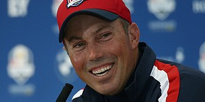 Kuchar quietly becomes a go-to player for the U.S.