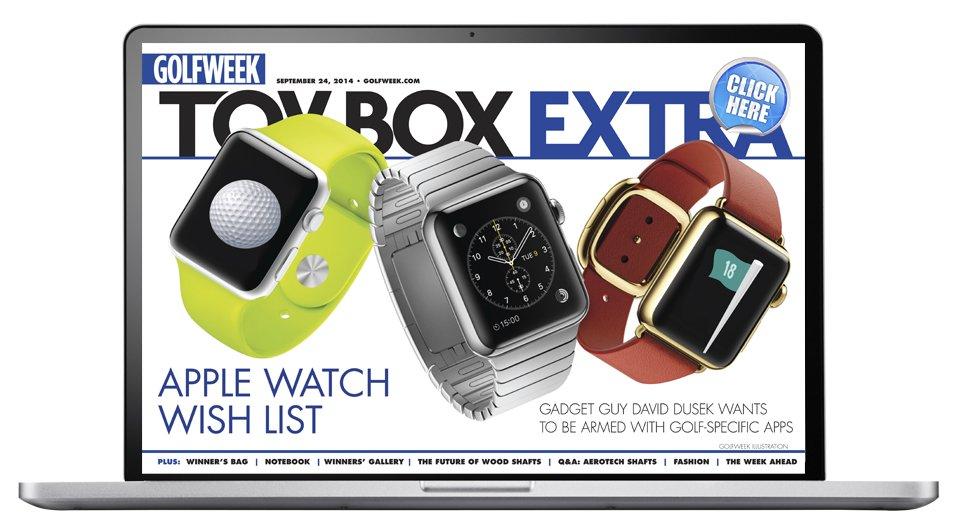 Toy Box Extra e-magazine: September 24, 2014