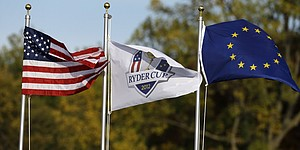 Ryder Cup pairings for Friday four-ball matches