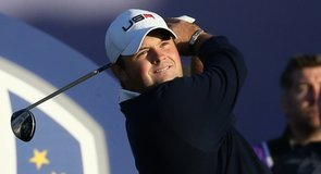 My bag: Patrick Reed at the 2014 Ryder Cup