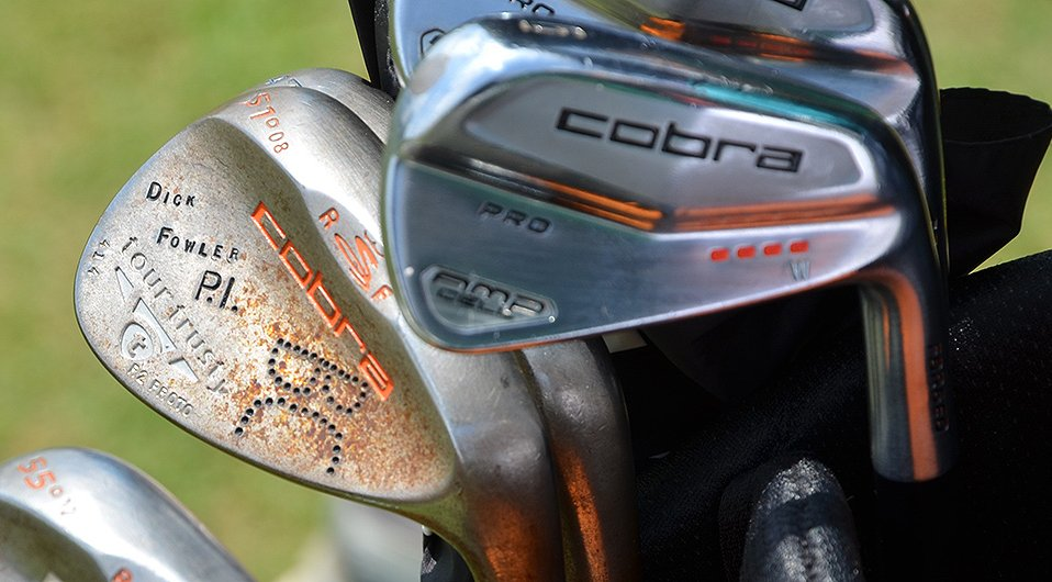 My bag: Rickie Fowler at 2014 Ryder Cup, Gleneagles