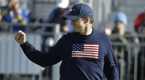 Jimmy Walker at the 2014 Ryder Cup