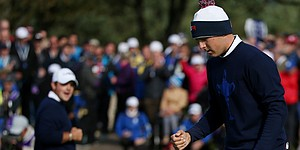Recap: Kaymer-Rose vs. Reed-Spieth, halved