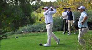 TaylorMade leads Cup