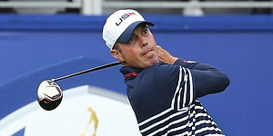 Recap: Matt Kuchar def. Thomas Bjorn, 4 and 3