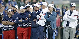 Klein: Ryder Cup view from the couch