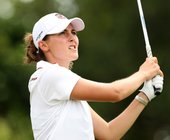 Dreher's intensity carries Gamecocks to ANNIKA lead