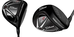 Titleist 915D2, 915D3 drivers
