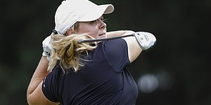 Hedwall, Lewis lead at Reignwood LPGA Classic