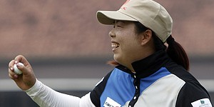Koch, Feng share lead at Dubai Masters